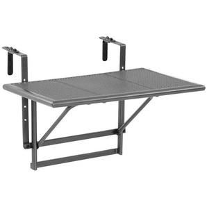 Ambia Garden: Tisch, Grau, B/H/T 60 56 40