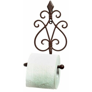 Home affaire Toilettenpapierhalter »Antik«, antikbraun