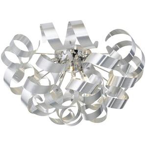 Ambiente: LED-Deckenleuchte, Alu, H 40