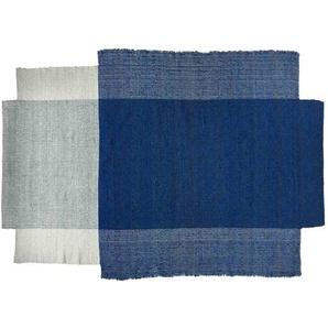Ames  - Nobsa Teppich mittelgroß - blau/mint/creme - indoor