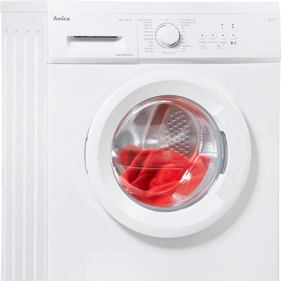 Amica Waschmaschine, Energieeffizienzklasse A++
