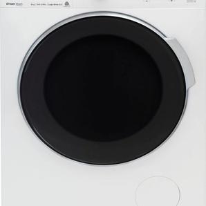 Waschmaschine WA 484 100 W, weiß, Energieeffizienzklasse: A+++, Amica