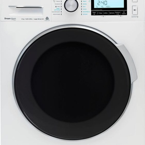 Waschmaschine WA 484 111 W, weiß, Energieeffizienzklasse: A+++, Amica