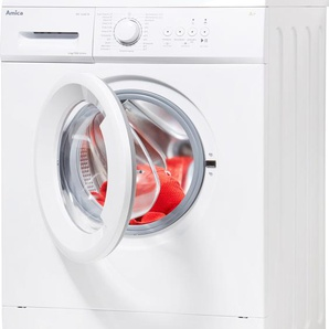 Waschmaschine Slim Line WA 14680 W, weiß, Energieeffizienzklasse: A+, Amica