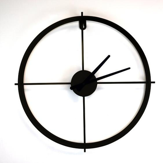 Analoge Wanduhr Ashcraft 50 cm