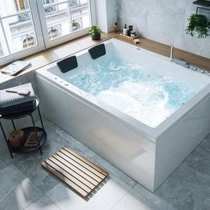 Andalusia Universal Premium Whirlpool links 180x130x62 cm