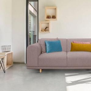 andas 2-Sitzer »Maroon«, in skandinavischem Design, mit losen Kissen