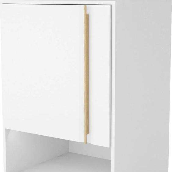 andas Hängeschrank Elbe 55 x 77 47 (B H T) cm, 1-türig weiß Hängeschränke Schränke