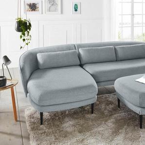 andas Hocker »Zany«, mit Holzbeinen im skandinavischem Design