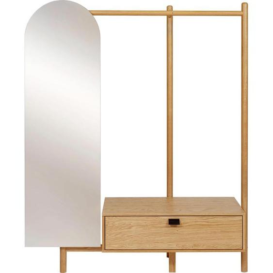 andas Kompaktgarderobe 149 x 181 54 (B H T) cm beige Kompaktgarderoben Garderoben Schränke