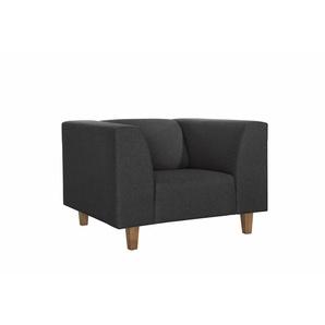 andas Sessel »Diva«, mit Holzfüßen