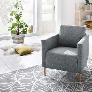 andas Sessel »Flavio«, elegant und zeitloses Design