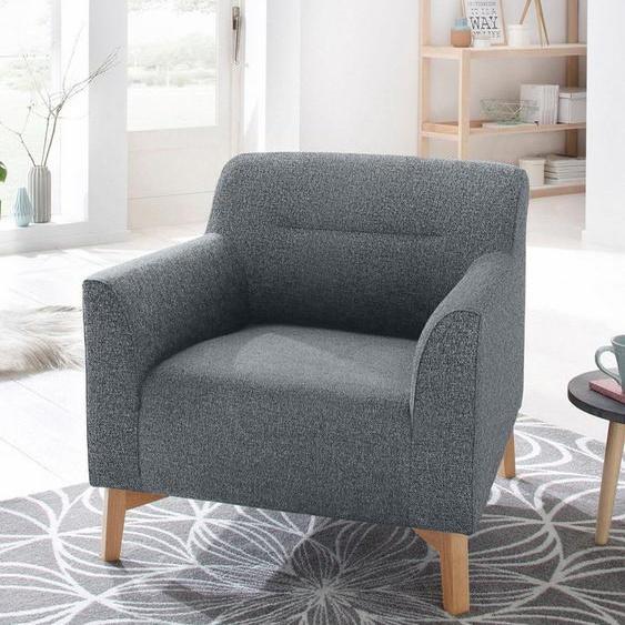andas Sessel »Kiruna«, bequemer Sitzkomfort, schöne Serienergänzung