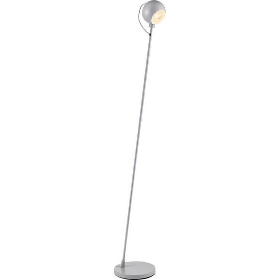 andas Stehlampe »COLTON«, Lampenschirm der Stehleuchte mit Magnethalterung flexibel verstellbar, Fußschalter