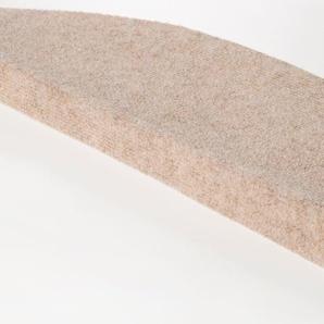 Andiamo Stufenmatte  »Paris«, 15x 23x65 cm, pflegeleicht, 2 mm Gesamthöhe, beige