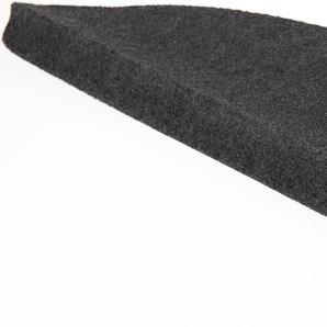 Andiamo Stufenmatte »Paris«, 15x 28x65 cm, pflegeleicht, 2 mm Gesamthöhe, grau