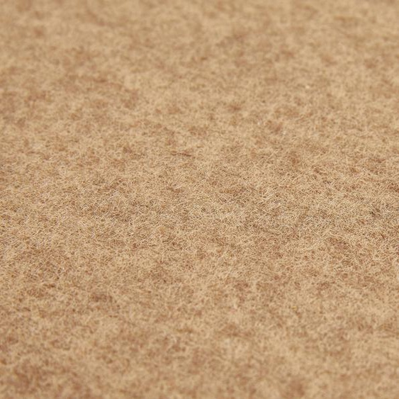 Andiamo Teppichfliese Skandi Nadelfilz, rechteckig, 4 mm Höhe, 25 Stück (4 m²), selbstklebend, für Stuhlrollen geeignet B/L: 40 cm x cm, St. beige Teppichfliesen Bodenbeläge Bauen Renovieren