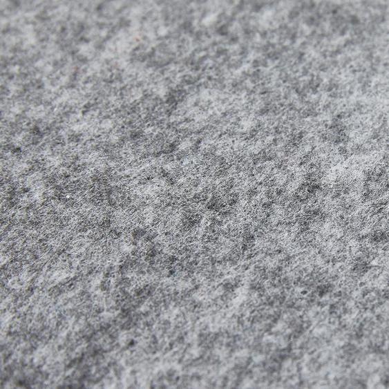 Andiamo Teppichfliese Skandi Nadelfilz, rechteckig, 4 mm Höhe, 50 Stück (8 m²), selbstklebend, für Stuhlrollen geeignet B/L: 40 cm x cm, St. grau Teppichfliesen Bodenbeläge Bauen Renovieren
