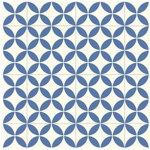 ANDIAMO Vinyl-Boden »Trendy«, blau-weiß