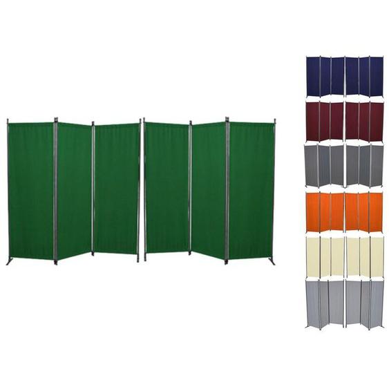 Angerer Paravent-Set »Swingtex«, für Innen und Außen, Stahlrohrgestell, 330 x 165 cm