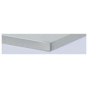 ANKE Werkbank, stabil, 1 Tür 540 mm, 3 Schubladen, Höhe 890 mm Buche massiv
