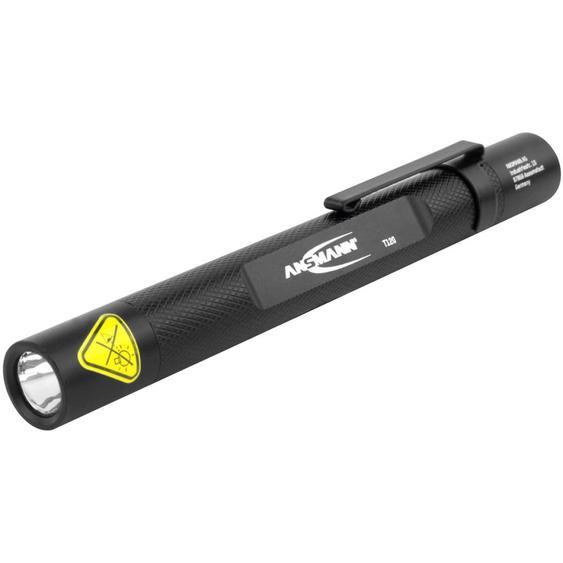 Ansmann LED Stiftleuchte Future T120 Schwarz 3 W IP54 1600-0160