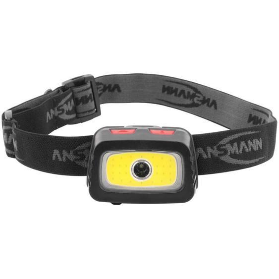 Ansmann Stirnlampe HD200B Schwarz 1600-0198