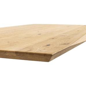Ansteckplatte, Wildeiche, Holz