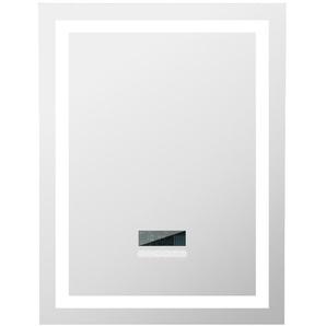 Anti-fog Badspiegel Wandspiegel Bluetooth Lautsprechern Touchschalte Control dimmbar - OOBEST