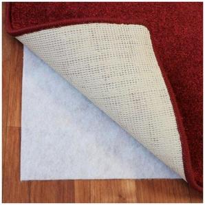 Antirutsch Teppichunterlage »Teppich Stop«, Living Line, (1-St), Rutschunterlage aus Vlies, Meterware, Wohnzimmer