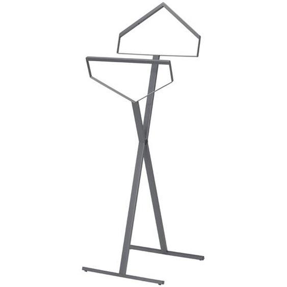 Anzugsständer - grau | Möbel Kraft