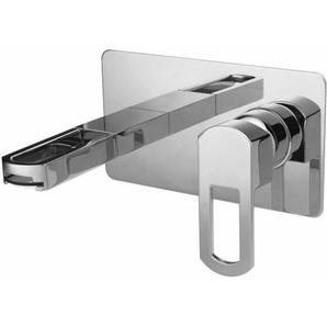 Ap waschtischmischer Huber dado cascade DC00551021 | Chrom - 155mm