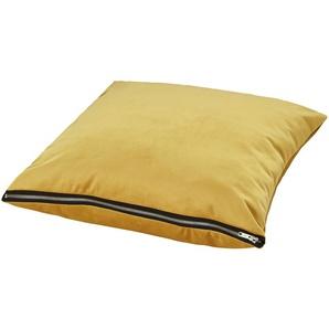 Apelt Bodenkissen  Tassilo - gelb - Füllung: 100% Feder - 65 cm | Möbel Kraft