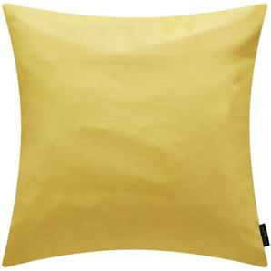 Apelt Kissen  Torino - gelb - 100% Federfüllung - 39 cm | Möbel Kraft