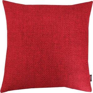 Apelt Kissenhülle »ANCONA«, 1x 46x46 cm, rot
