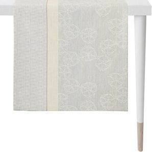 APELT Tischläufer »1304 Loft Style, Jacquard« (1-tlg)