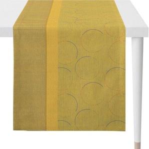 APELT Tischläufer »1305 Loft Style, Jacquard« (1-tlg)