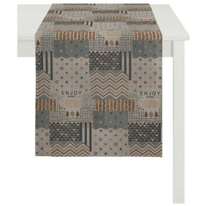 APELT Tischläufer »5200 CHRISTMAS ELEGANCE« (1-tlg)