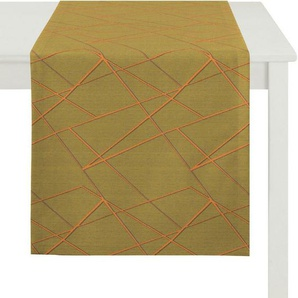 APELT Tischläufer »Vio - Loft Style, Jacquard« (1-tlg)