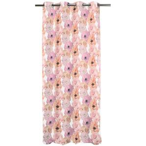 Apelt Vorhang »5903«, H/B 245/130 cm, rosa, blickdichter Stoff