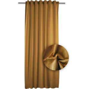Apelt Vorhang »TASSILO«, H/B 245/134 cm, braun