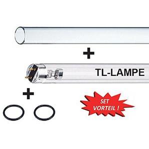 AquaForte UV-C Pure TL Ersatzlampenset, 55 W