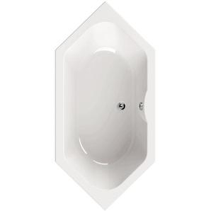 Acryl-Badewanne scaLma 6, 190 x 90 cm, weiß