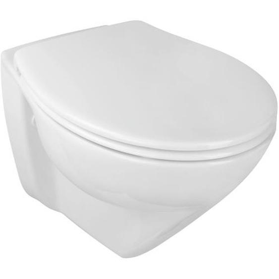 AquaSu Wand-WC Set oDari mit Absenkautomatik