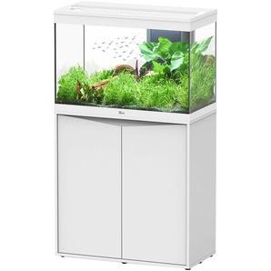 Aquatlantis Aquarien-Set Splendid 145, BxTxH: 80x40x139 cm, 180 l, mit Unterschrank in weiß B/H/T: 80,2 cm x 56,1 40 l Aquarien Aquaristik Tierbedarf
