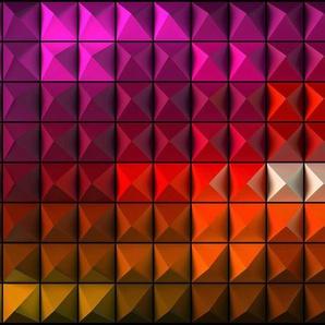 Architects Paper Fototapete »Colourfull 3D Blocks«, (Set, 5 St), 3D Optik, Vlies, glatt