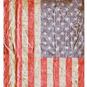 Architects Paper Fototapete »Flag USA«, (1 St), Vlies, glatt
