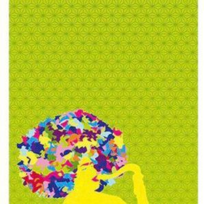 Architects Paper Fototapete »Funky Vibes Green«, (1 St), Vlies, glatt