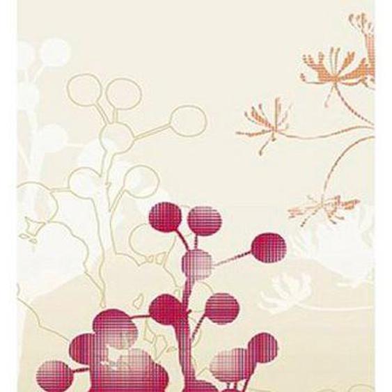 Architects Paper Fototapete »Mystic Blossoms Yellow And Red«, (1 St), Vlies, glatt