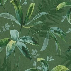 Architects Paper Vliestapete »Jungle Chic«, glatt, floral, botanisch, tropisch